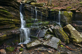 Lower Long Pool Falls | by Jeff Rose Photography