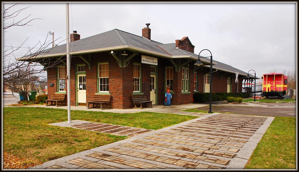 Crossville Train Depot | Crossville Train Depot 14 North ...