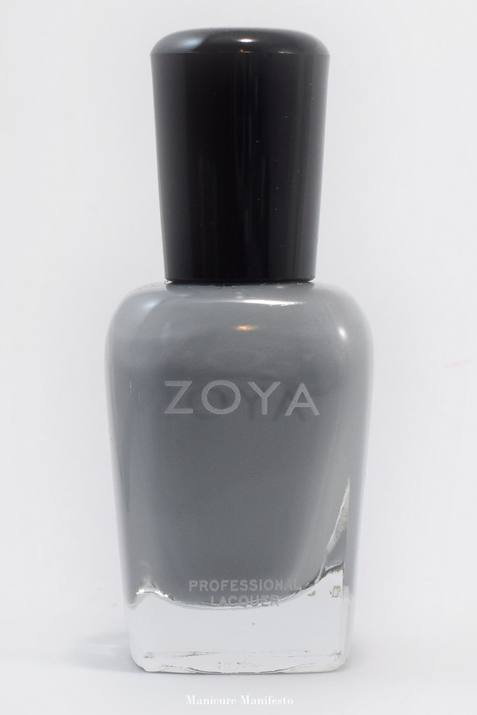Zoya Grunge Collection swatch