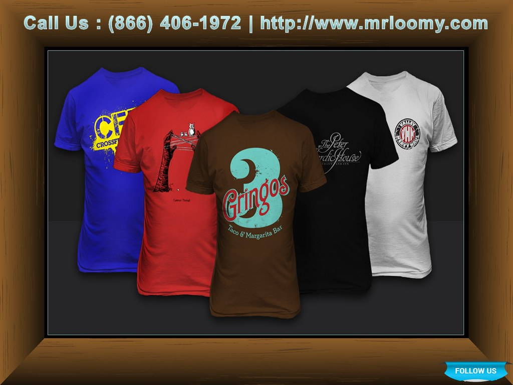 Digital Printing Rochester Ny Custom T Shirts Follow Us Flickr