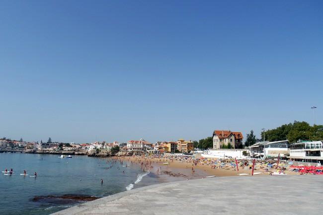 Portogallo, spiaggia di Cascais (4)