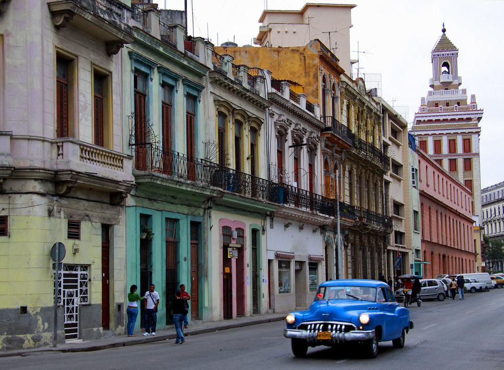 Vieille Ville Cuba