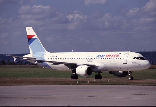 F-GHQQ Airbus A320-211 Air Inter (LFPO 1994-09-24) [sA0767]