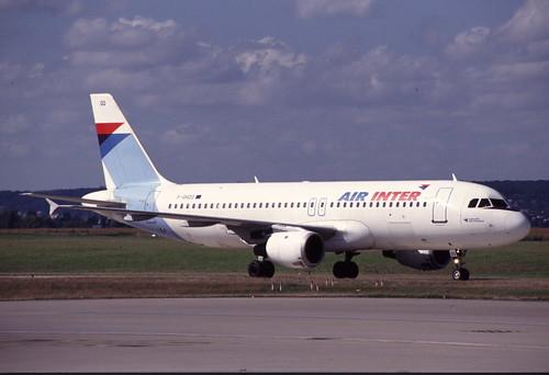 F-GHQQ Airbus A320-211 Air Inter (LFPO 1994-09-24) [sA0767]