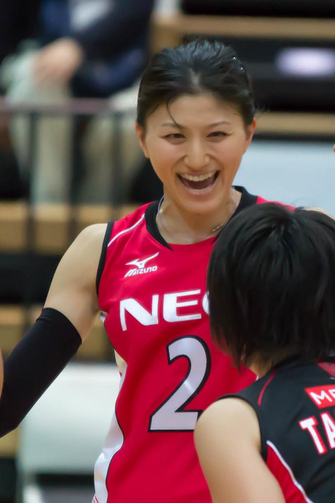 杉山祥子選手