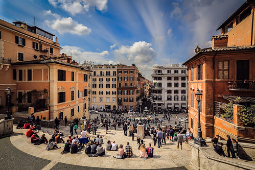 5 Tips For Romantic Weekend In Rome!
