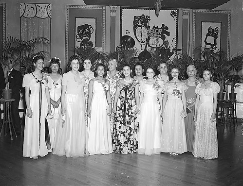 how to get invited to a debutante ball