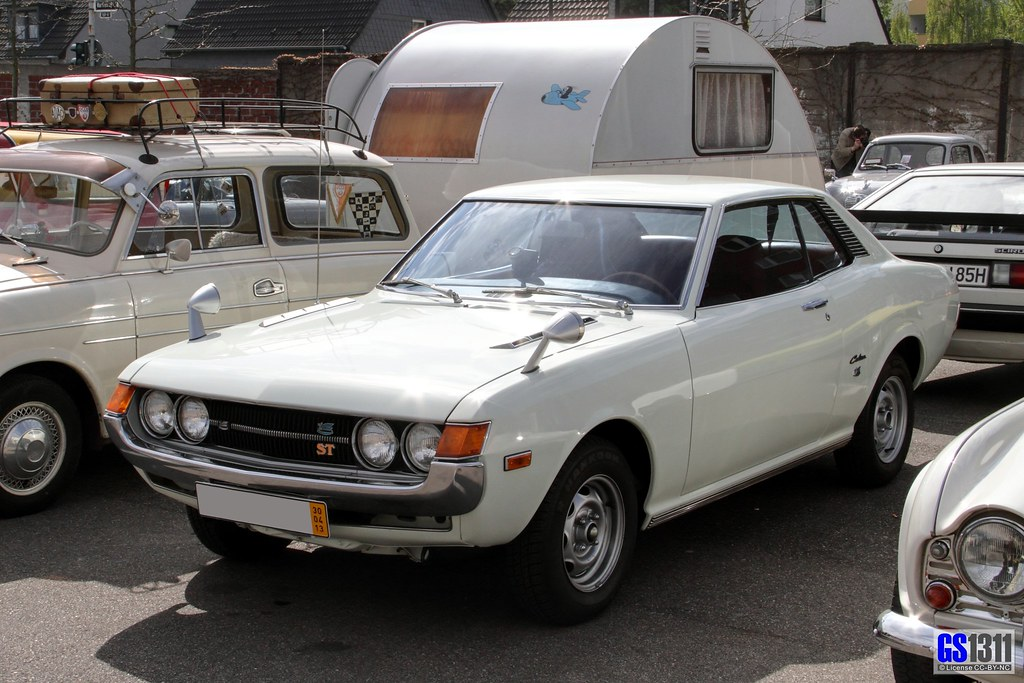 1970 1977 Toyota Celica A20 35 Series The Toyota Celica Flickr