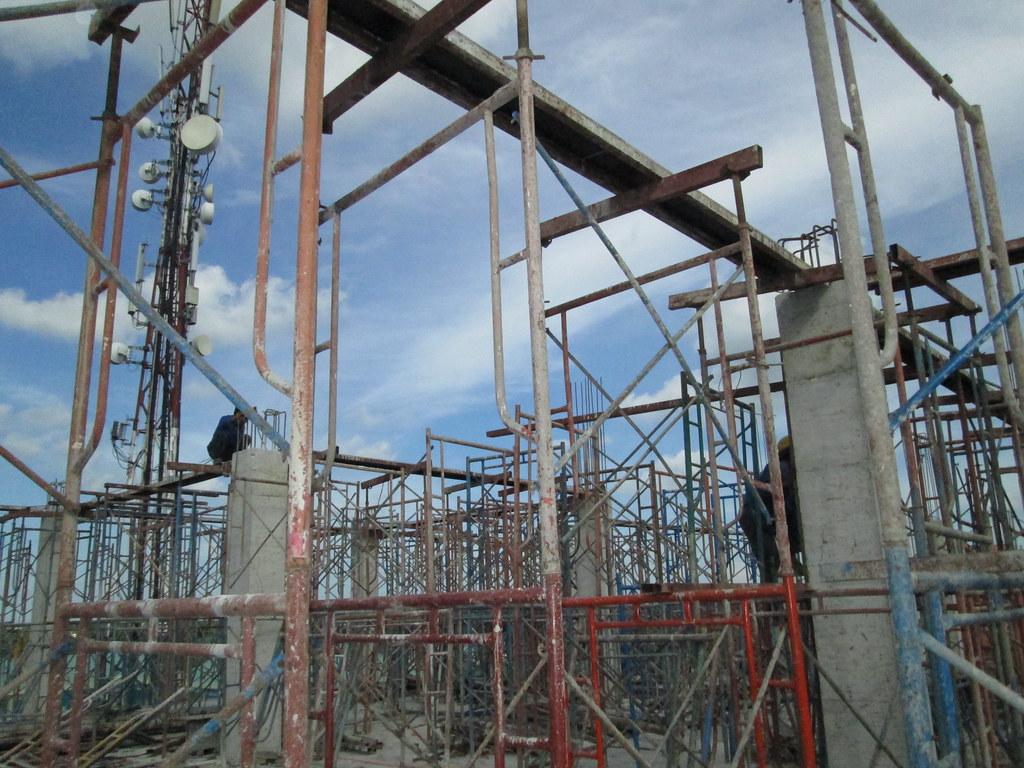 Lap Dung Van Khuon San Lắp Đặt Ván Khuôn Dầm Sàn