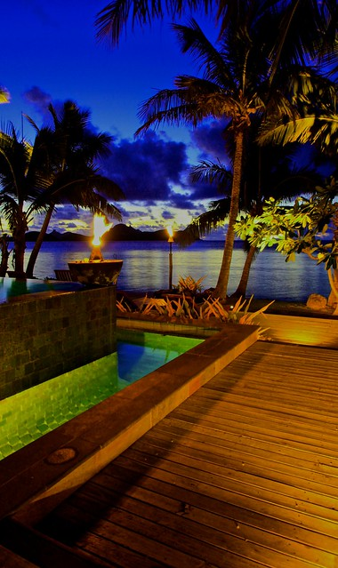 Tokoriki Island Resort Deluxe Beach Bure