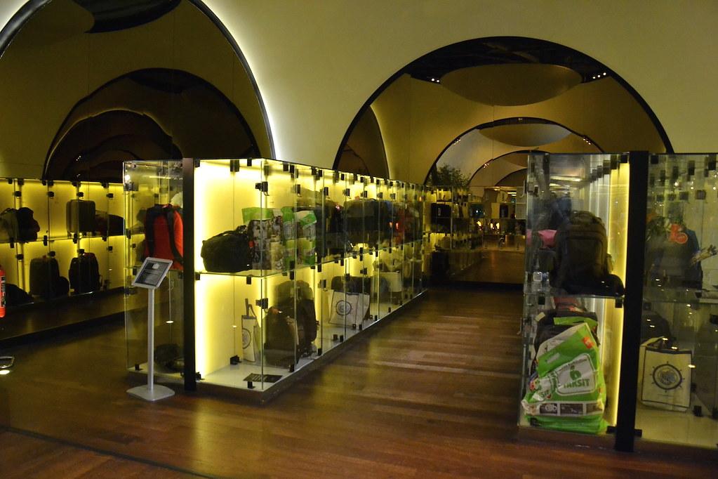 土耳其航空貴賓室行李區