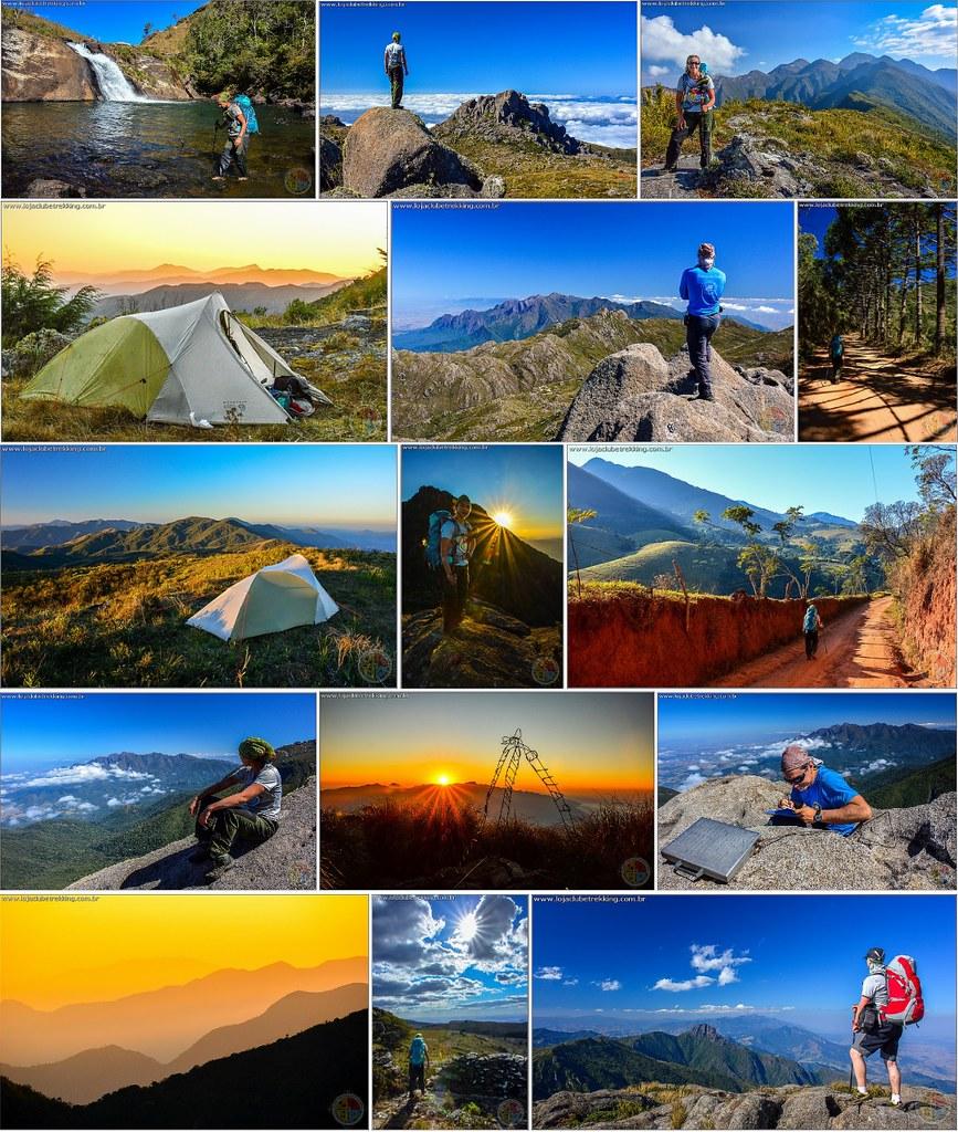 04 Travessia Transmantiqueira com o Clube Trekking Santa Maria RS