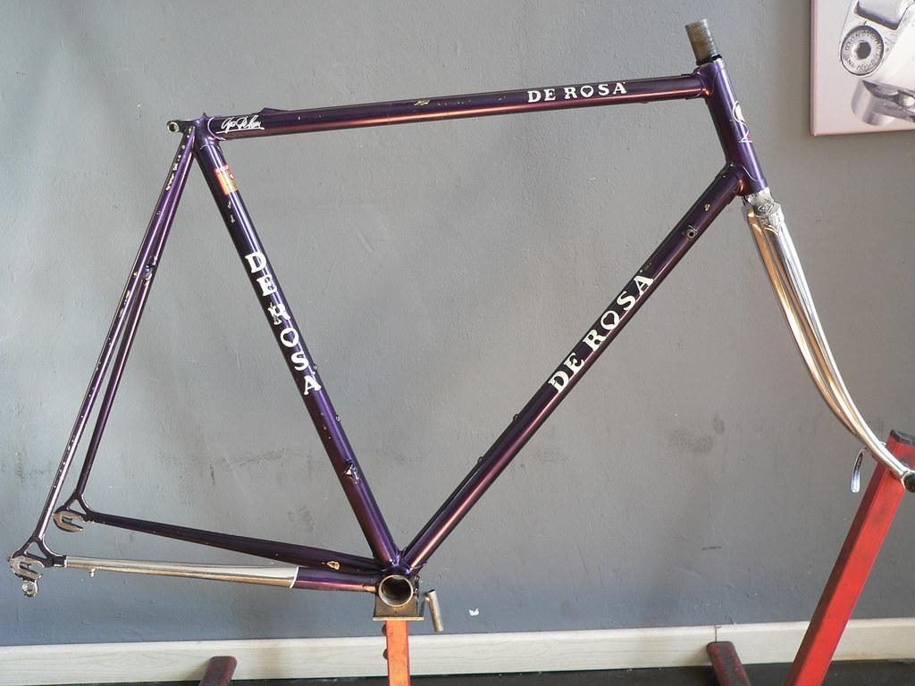 de rosa diamante frame slx new columbus