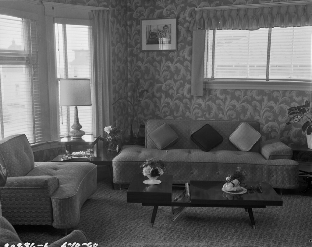 1960S Living Room Alluring Living Room 1960  Item 64712 Engineering Department Photo…  Flickr Design Inspiration
