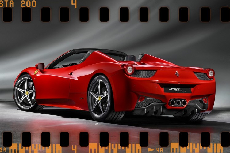 2013 Ferrari 458 Spider V8 The 458 Spider Ushers In A Wh Flickr