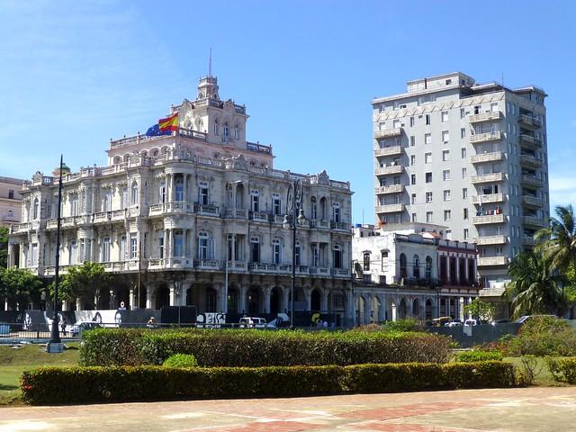 Embajada de espa a la habana cuba spanish embassy in - Embaja de espana ...