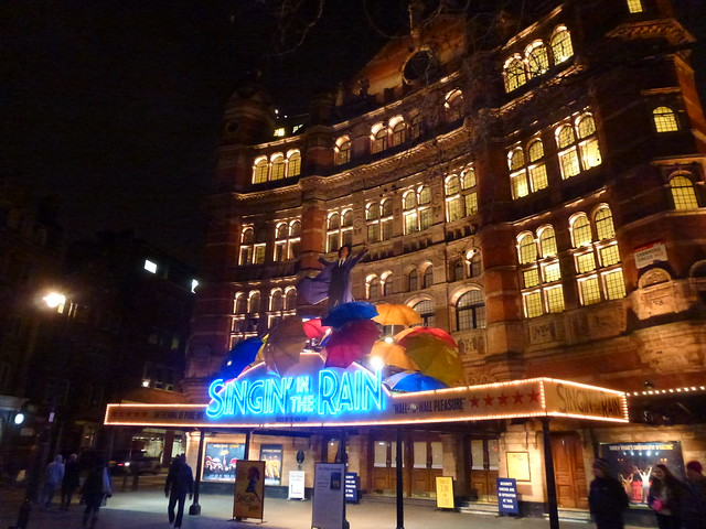 Singin' In The Rain - Palace Theatre, London W1D 5AY