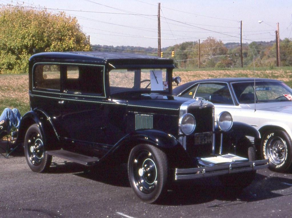 1930 chevrolet 2 door coach richard spiegelman flickr for 1930 chevy 4 door
