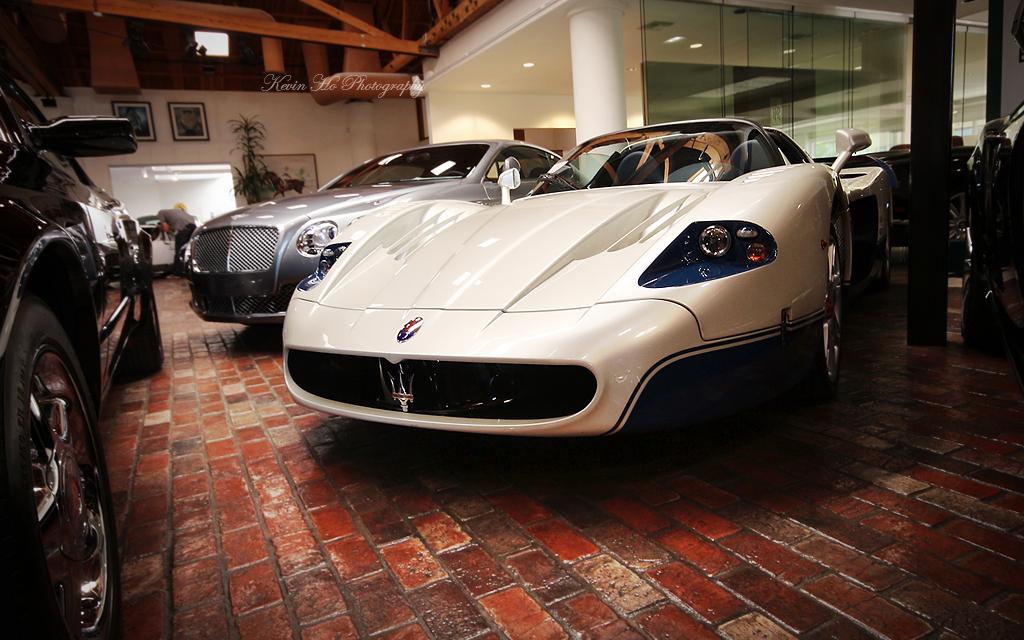 Maserati Mc12 Symbolic Motor Car Company One Of The Rare Flickr