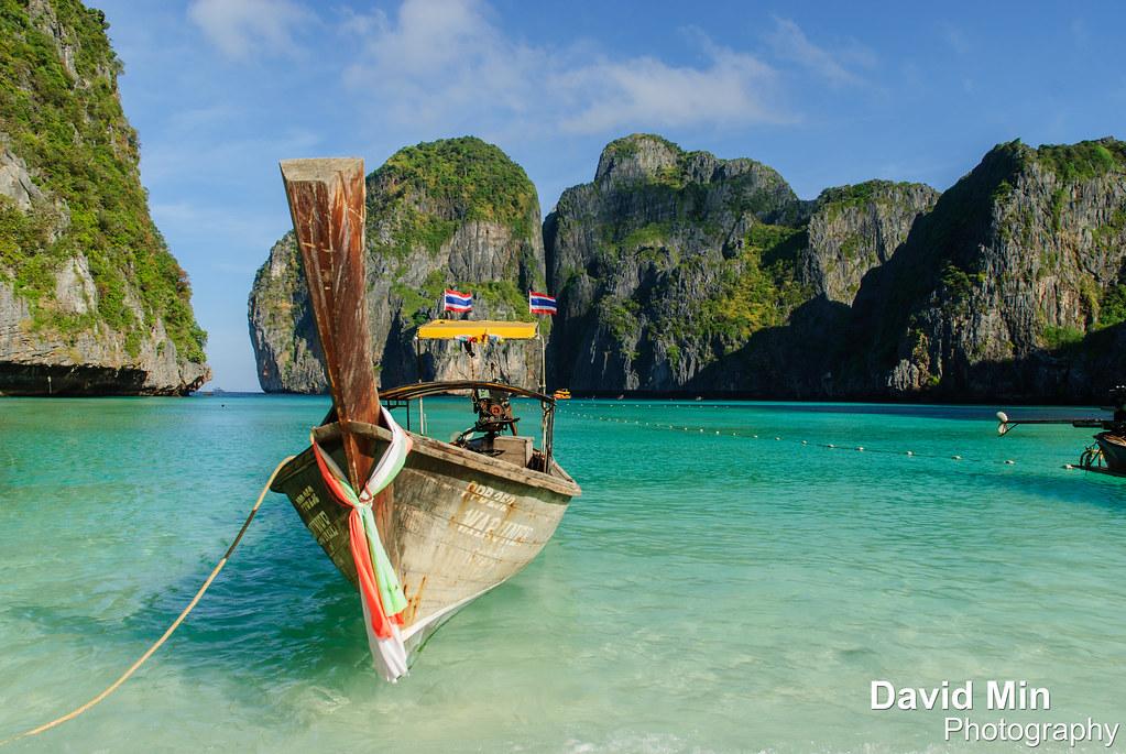 koh phi phi leh  thailand