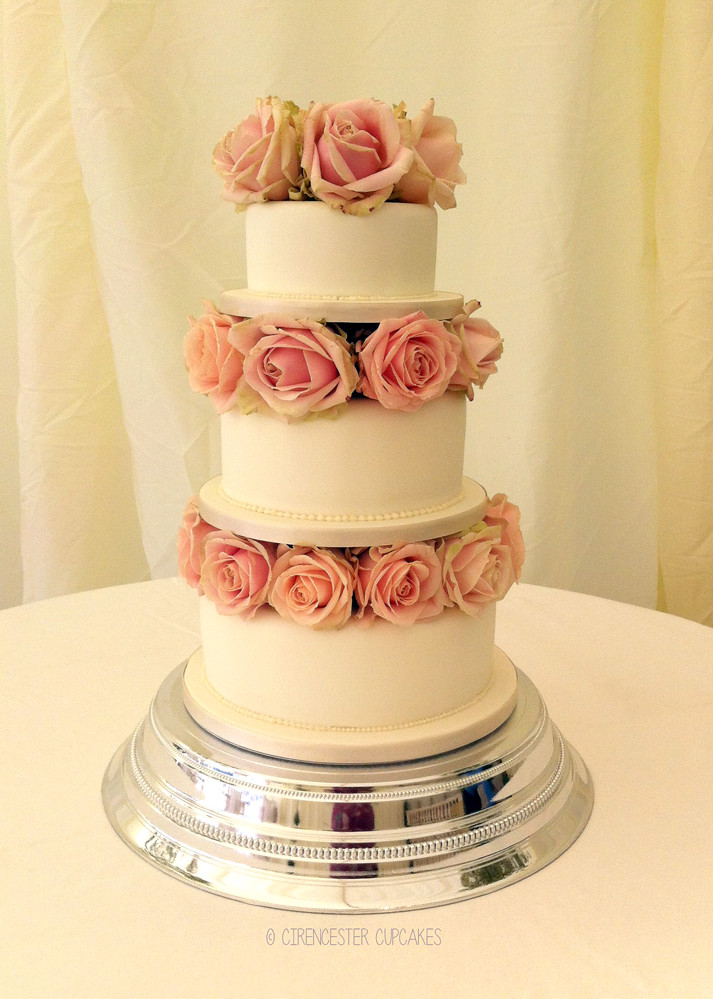 Wedding - Rose Tiers | Charlotte and Henry were married in t… | Flickr