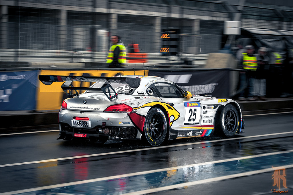 Bmw Sports Trophy Team Marc Vds Bmw Z4 Gt3 Bmw Sports
