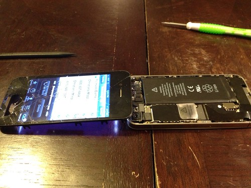 Iphone Repair Screen Kit