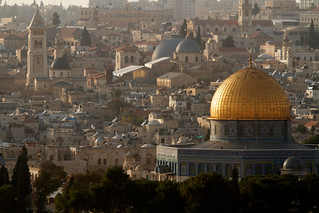 Jerusalem on Christmas Day | by Nick in exsilio