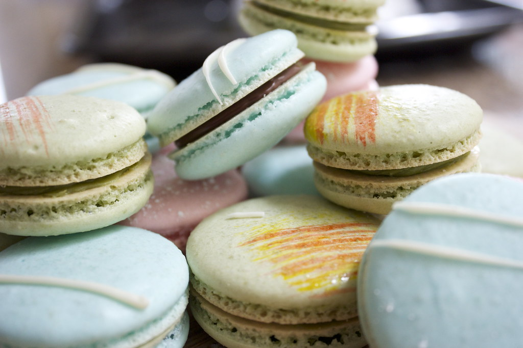 Macarons | Homemade French Macarons | olive.laughs | Flickr