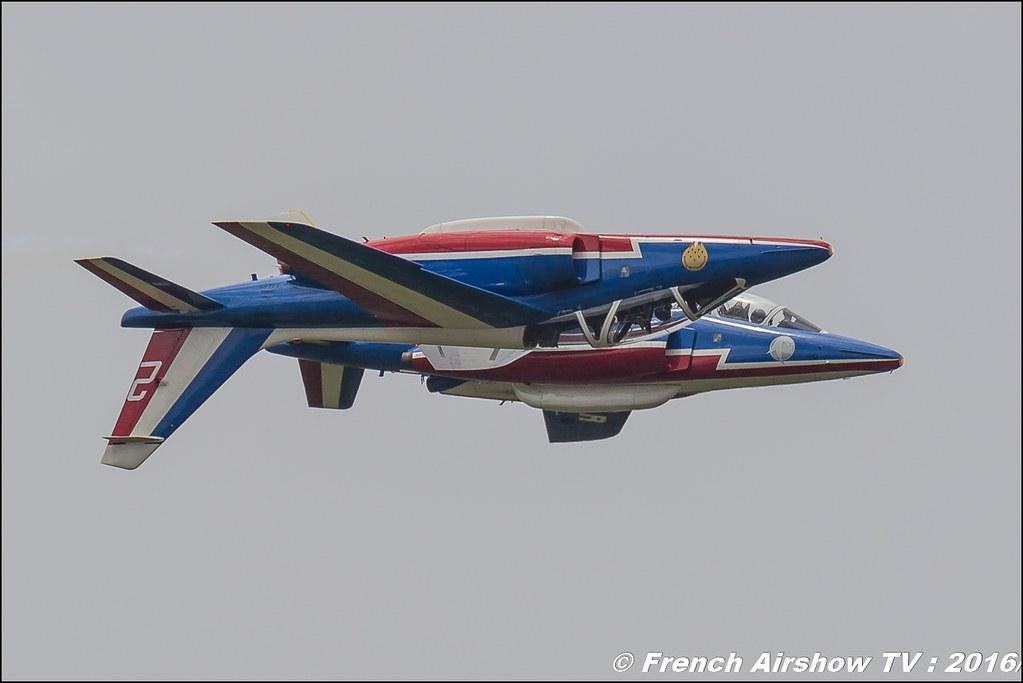 Patrouille de France ,Belgian Air Force Days 2016 , BAF DAYS 2016 , Belgian Defence , Florennes Air Base , Canon lens , airshow 2016