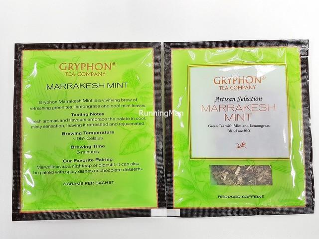 Gryphon Tea Marrakesh Mint