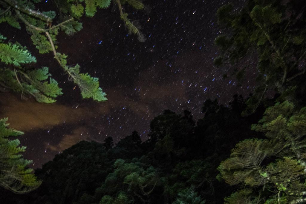 【百岳│玉山主峰】澎湖夜景火燒雲日出一次滿足