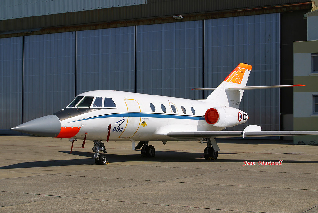 france air force 131 cd dassault falcon 20c lfbc 06 2005 flickr