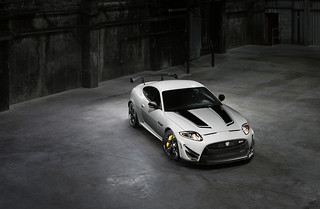 Jaguar XKR-S GT Unveiled in New York | by jaguarmena