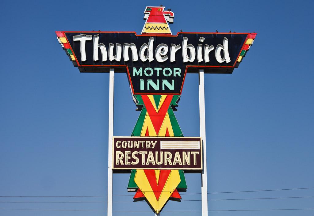 Thunderbird Motor Inn 2004 W Lucas St Florence Sc