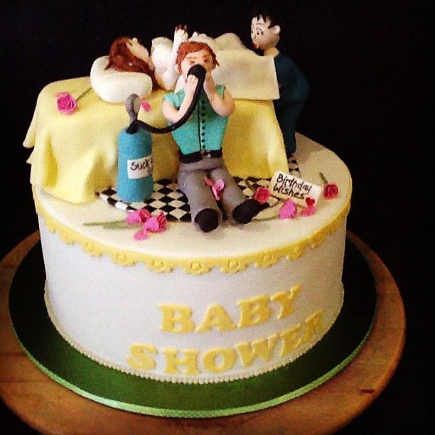 #baby#shower#chocolate Mud #cake#giving#birth#birthday#cak