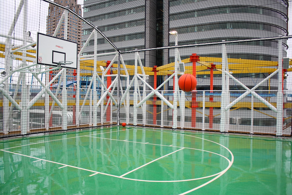 NCL Norwegian Breakaway 26th april 2013 | Basketball court -… | Flickr