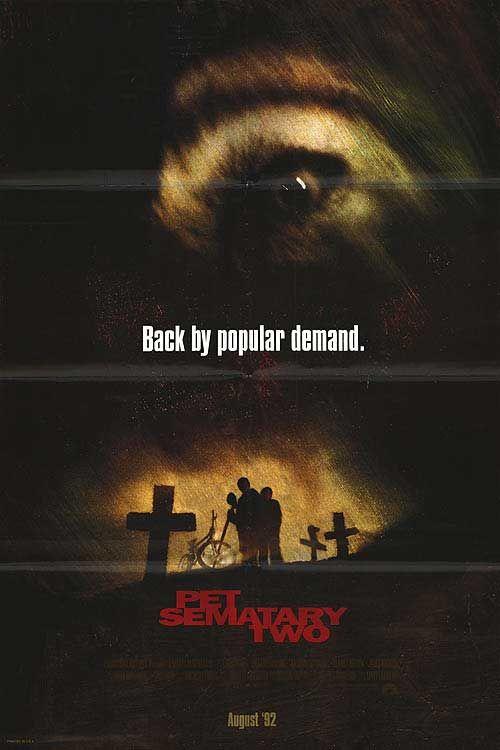 Pet Sematary II - Poster 1