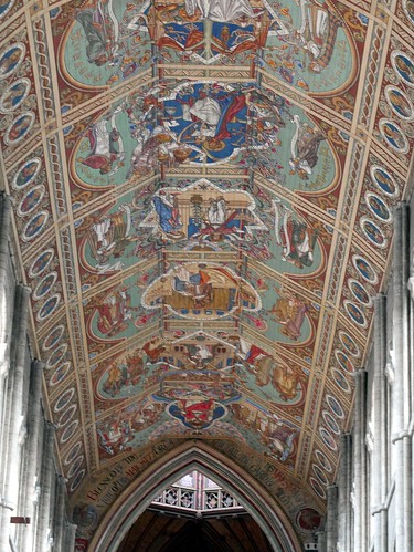In Ely Cathedral - 1