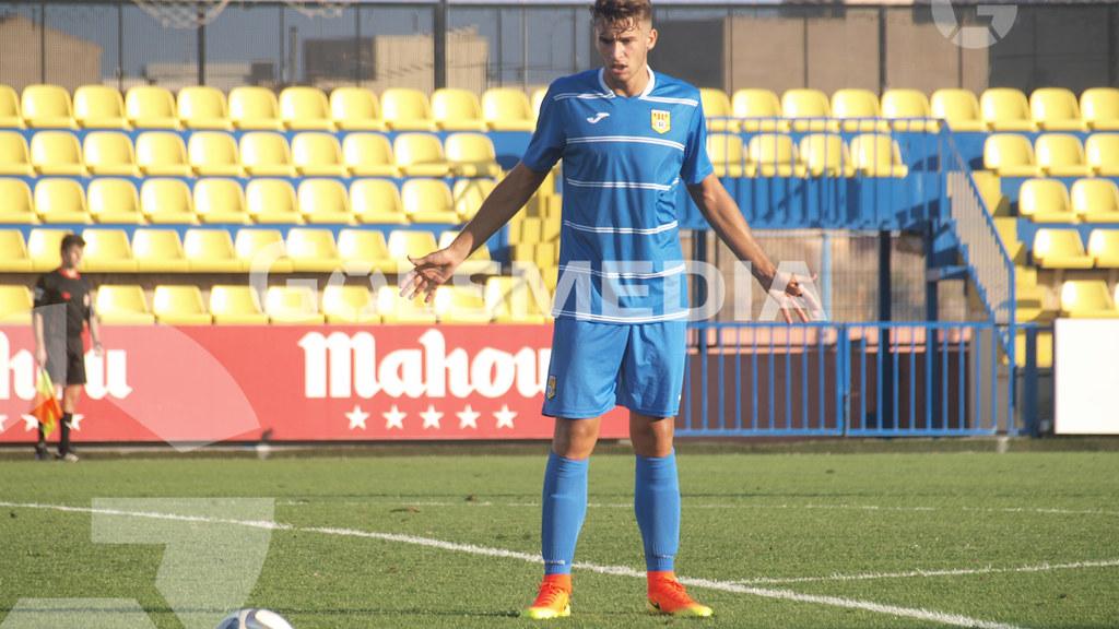 DH Juvenil. Villarreal CF 2-1 CD Roda. (30/10/2016), Jorge Sastriques