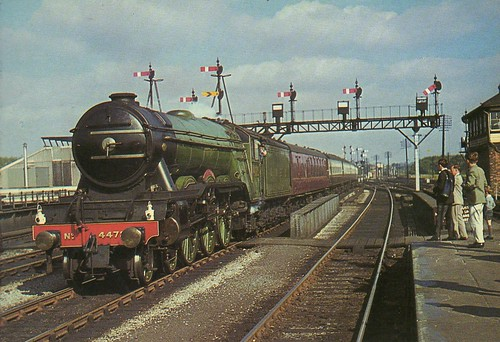 Alan Pegler - № 4472 Flying Scotsman - The Story Of This Famous Locomotive