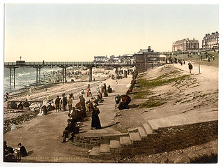 [The promenade, Hunstanton, England]  (LOC) | by The Library of Congress