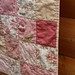 Pretty in Pink Baby Quilt