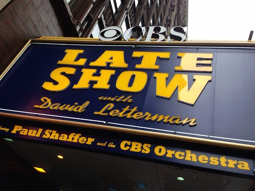 Ed Sullivan Theater | by tmog71