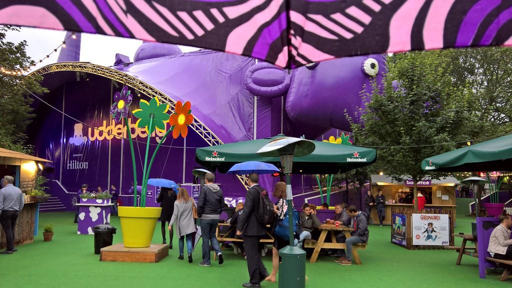 Image result for udderbelly festival