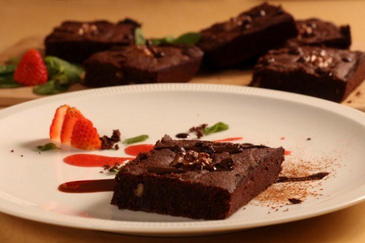 ¿Sabías que se pueden hacer brownies con harina P.A.N.? (Receta)