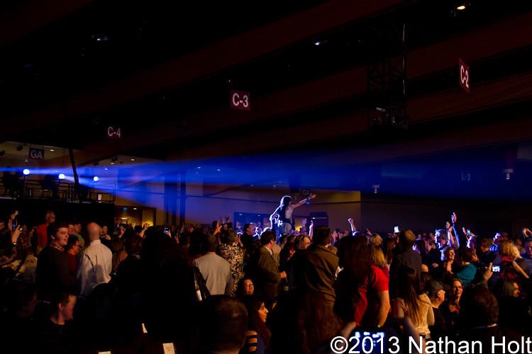 Michigan casino concerts