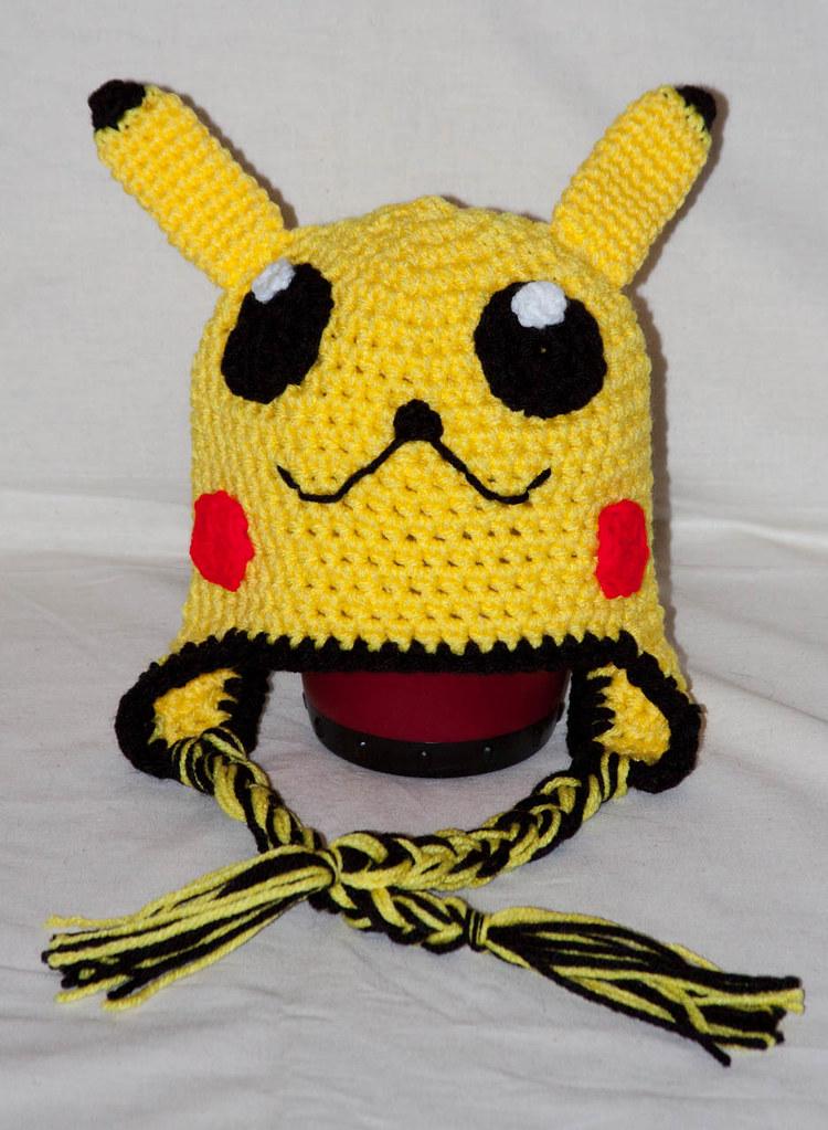 Pikachu Hat Crochet By Daisy Flickr