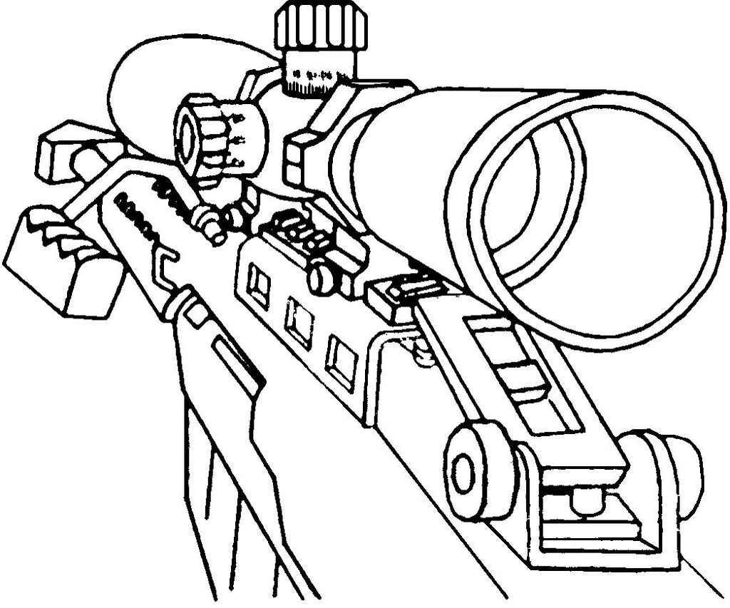One Line Art Gun : Line drawing of guns jake grossman flickr