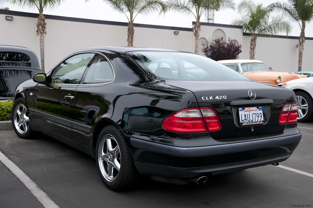 1999 mercedes benz clk 420 coupe 401k club 004 flickr for Mercedes benz s 420